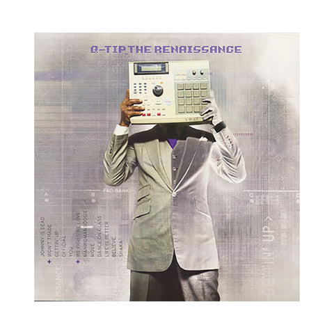 Q-Tip - 'The Renaissance' [(Black) Vinyl [2LP]]