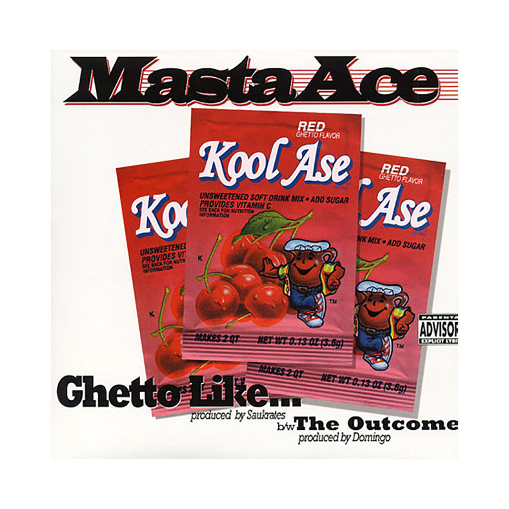 <!--2000102742-->Masta Ace - 'The Outcome' [Streaming Audio]