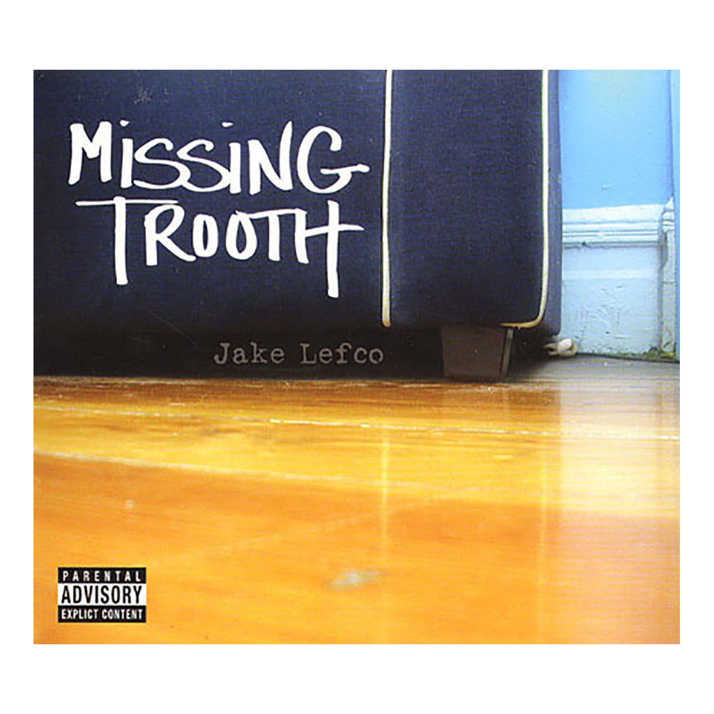 Jake Lefco - 'Missing Trooth' [CD]
