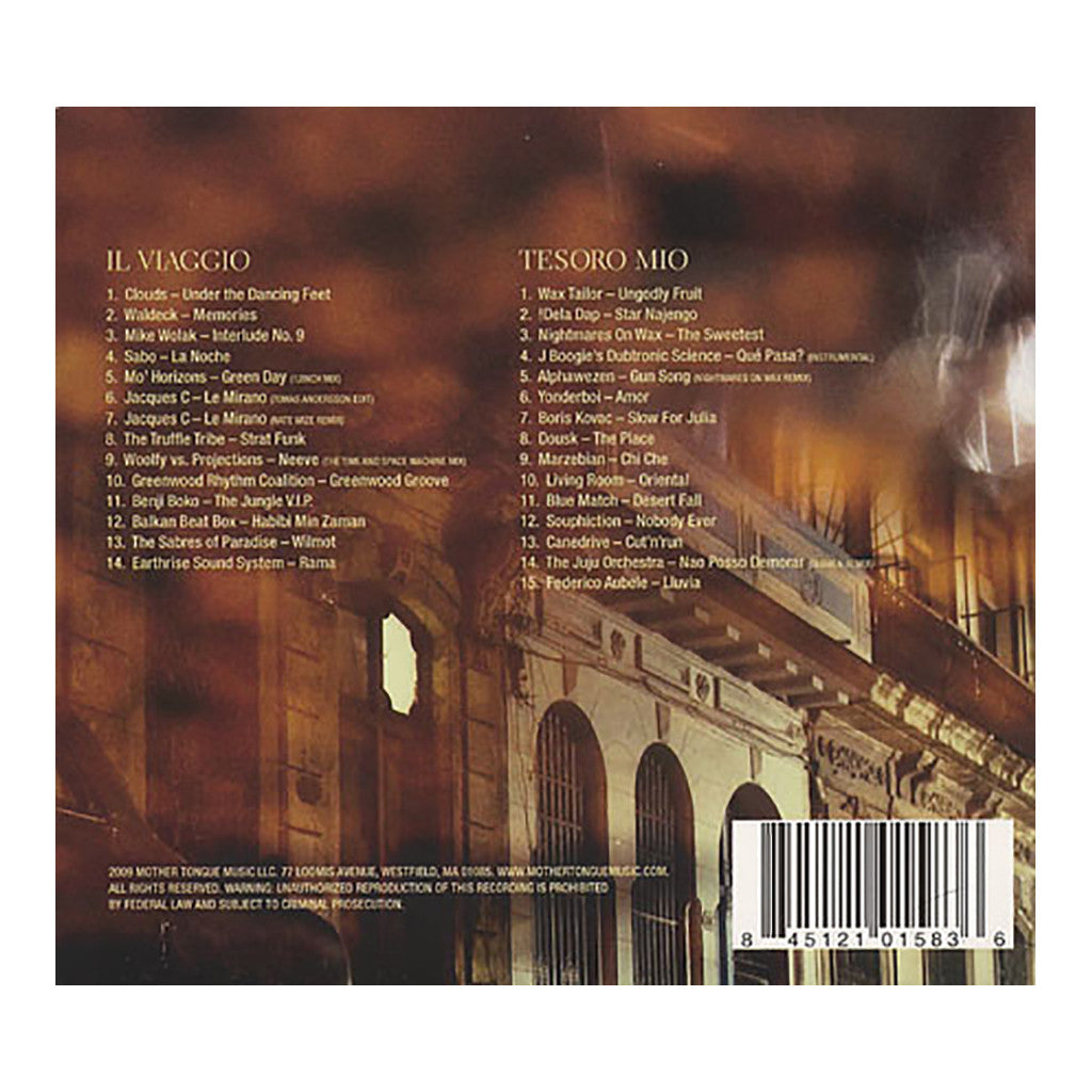 Hush Collective - 'La Dolce Notte' [CD [2CD]]
