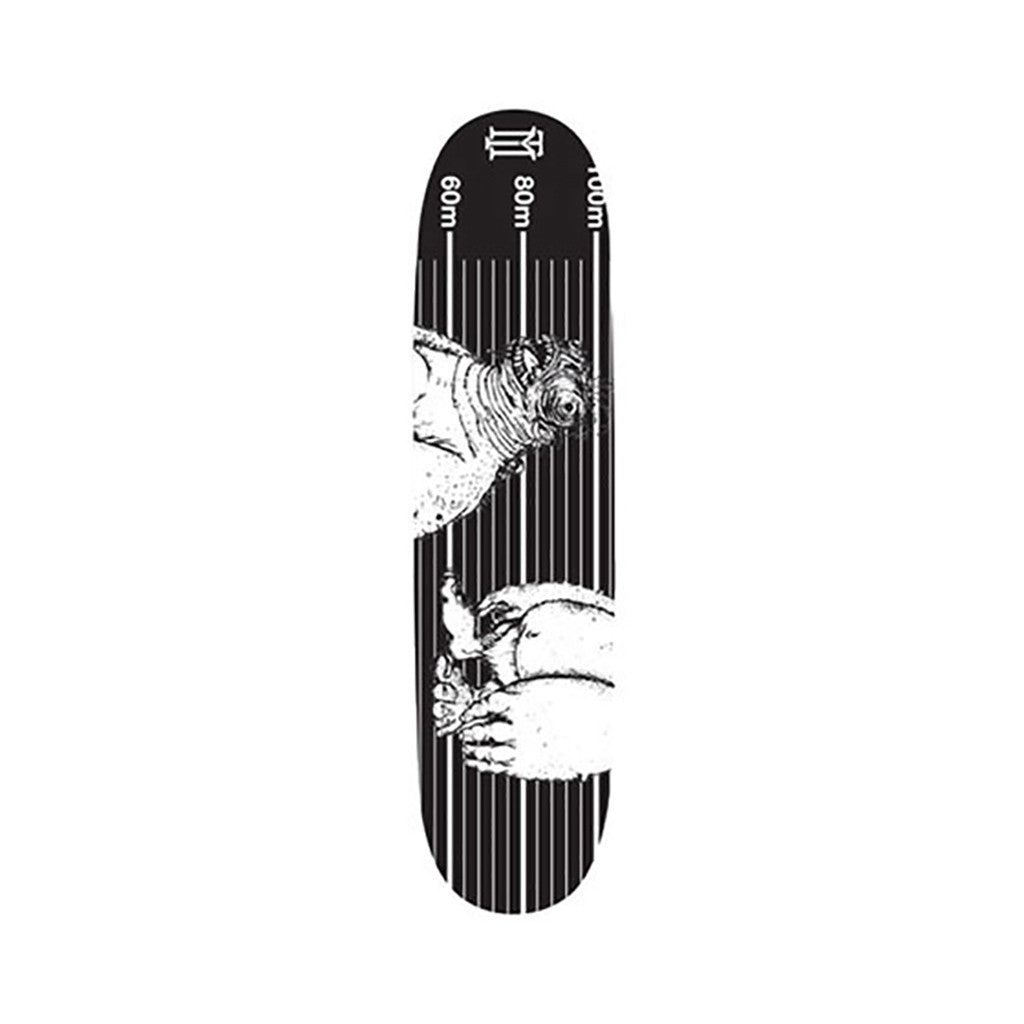 "<!--020091013018662-->Mayan Tamang Productions (Miguel Gee x Rob) - 'Irie Monster - 8""' [Skateboard Deck]"