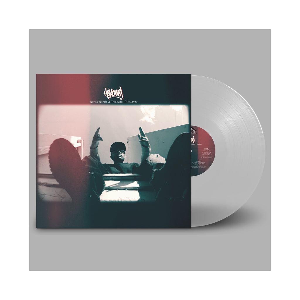 Hex One - 'Words Worth a Thousand Pictures' [(Clear) Vinyl LP]