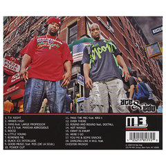Masta Ace & EDO.G - 'Arts & Entertainment' [CD]