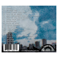 <!--120121016049706-->Epidemic - 'Monochrome Skies' [CD]