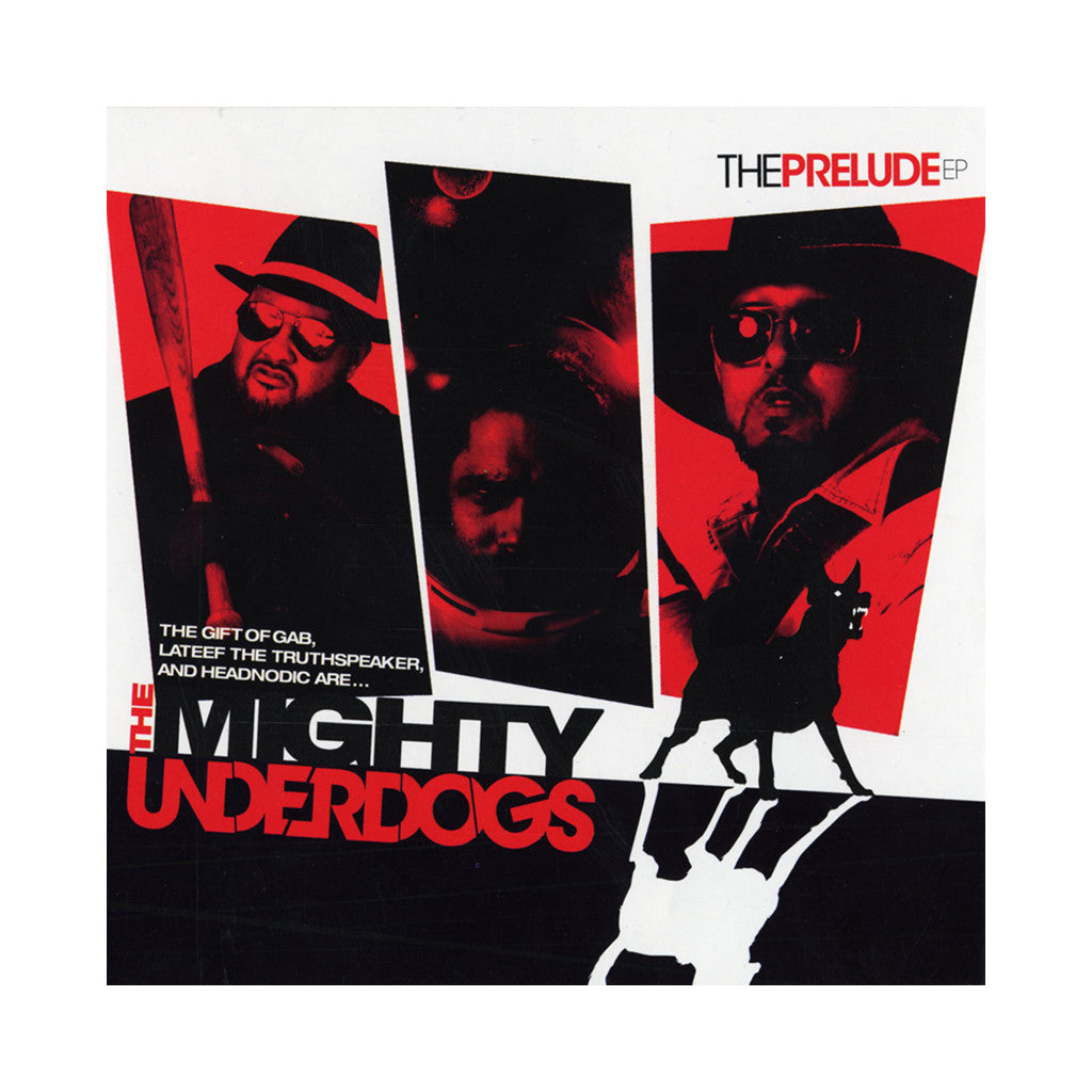 <!--2008042419-->Mighty Underdogs - 'Gunfight' [Streaming Audio]