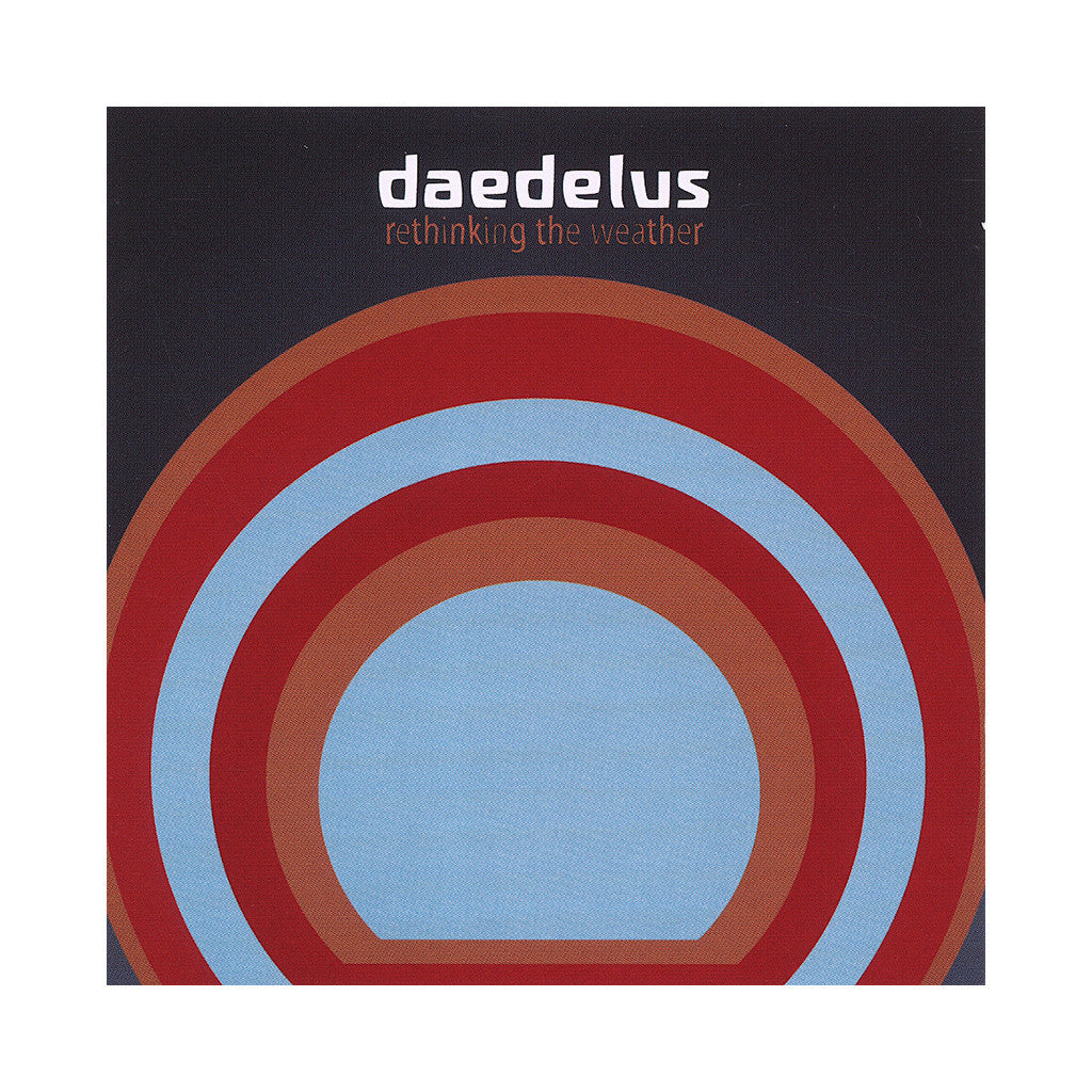 <!--020030610004059-->Daedelus - 'Rethinking The Weather' [CD]