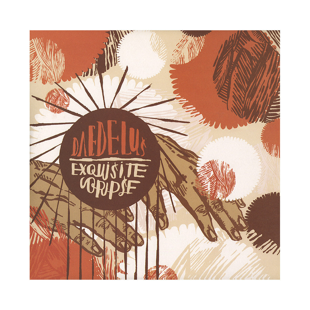 Daedelus - 'Exquisite Corpse' [CD]