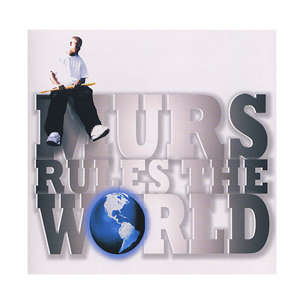 Murs - 'Rules The World' [CD]