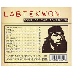 <!--120020319018394-->Labtekwon - 'Song Of The Sovereign' [CD]