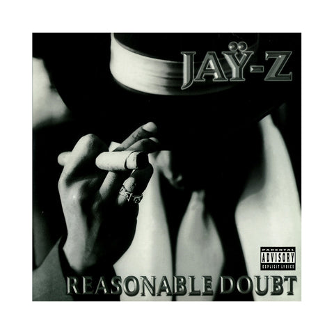 Jay-Z - 'Reasonable Doubt (Import)' [(Black) Vinyl [2LP]]