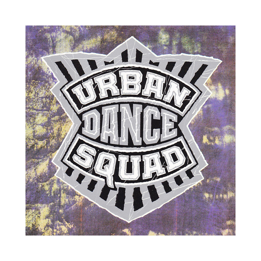 Urban Dance Squad - 'Mental Floss For The Globe' [(Black) Vinyl LP]