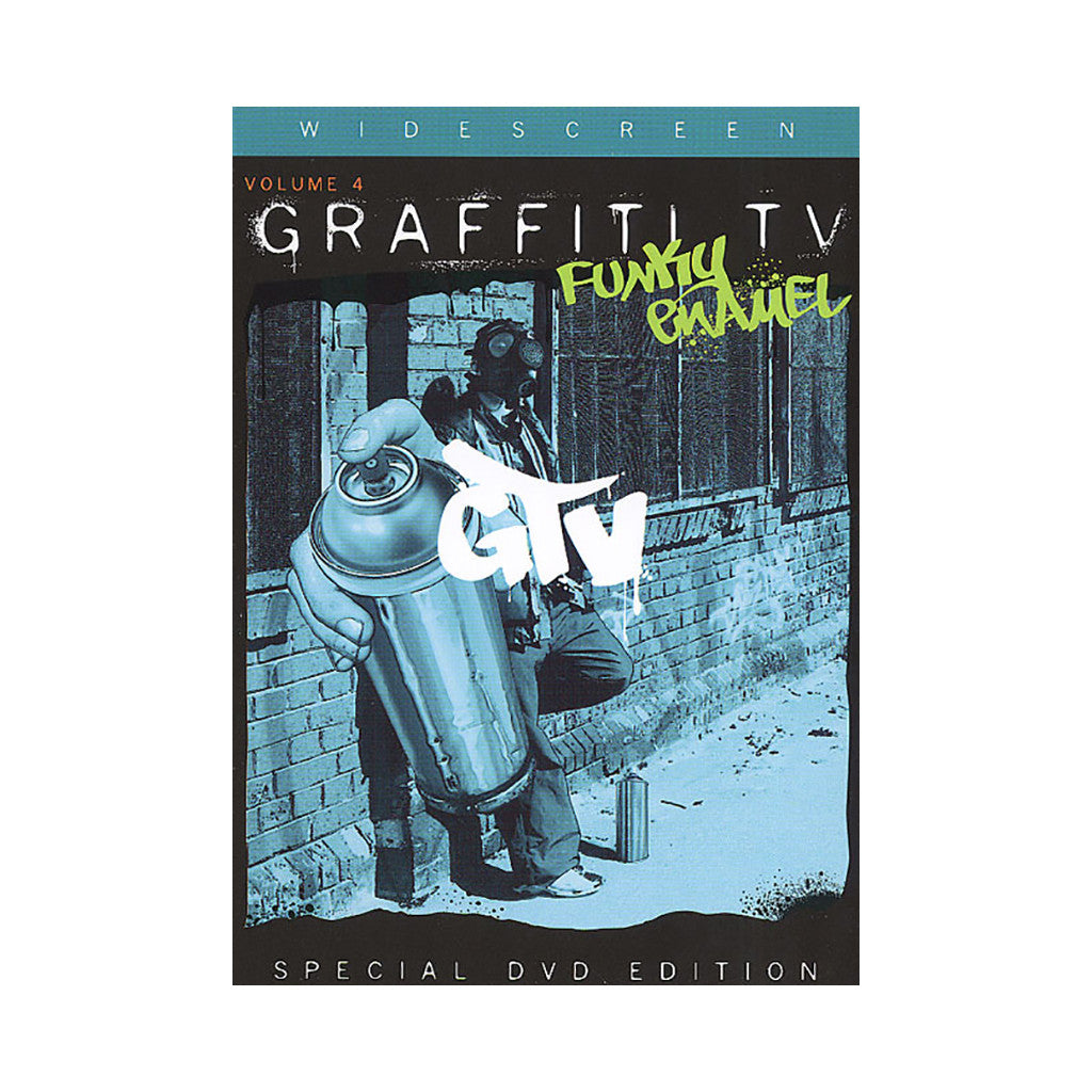 <!--020070626009614-->Graffiti TV - 'GTV Best Of Vol. 4: Funky Enamel' [DVD]