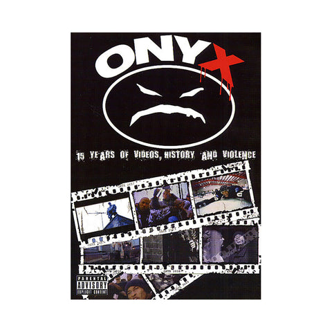 "[""Onyx - '15 Years Of Videos, History & Violence' [DVD]""]"