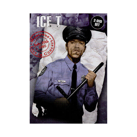 "[""Ice-T - 'Live In Montreux 1995' [DVD [2DVD]]""]"