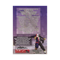 <!--020060516007439-->Mr. Wiggles (Rock Steady Crew) - 'Session # 3: Tickin, Strobin Animation' [DVD]