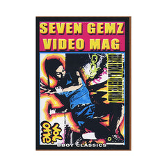 <!--020061212008811-->Mr. Wiggles (Rock Steady Crew) - 'Seven Gems B-Boy Mag. Vol. 1' [DVD]