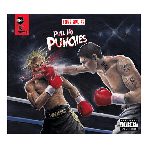 Tone Spliff - 'Pull No Punches' [CD]