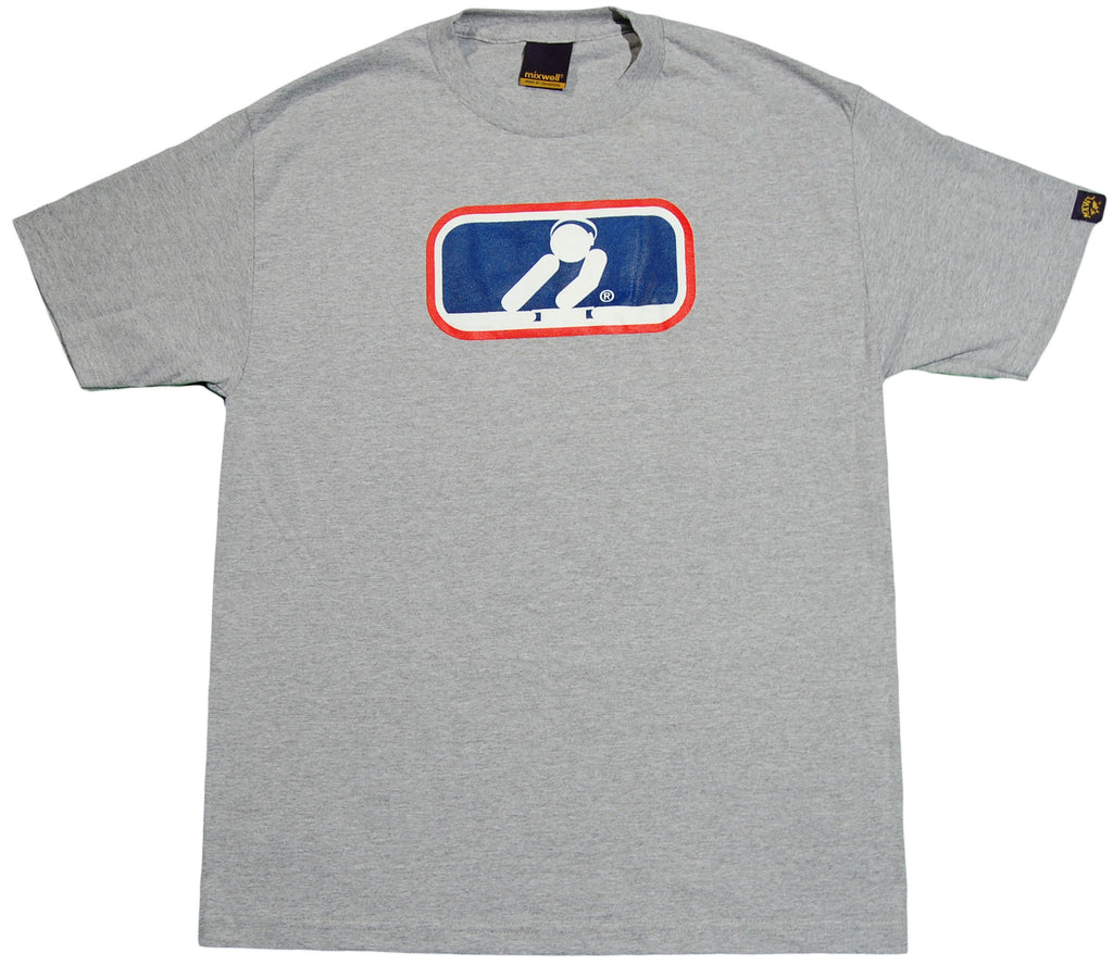 <!--2012103025-->Mixwell - 'Lifesaver' [(Gray) T-Shirt]
