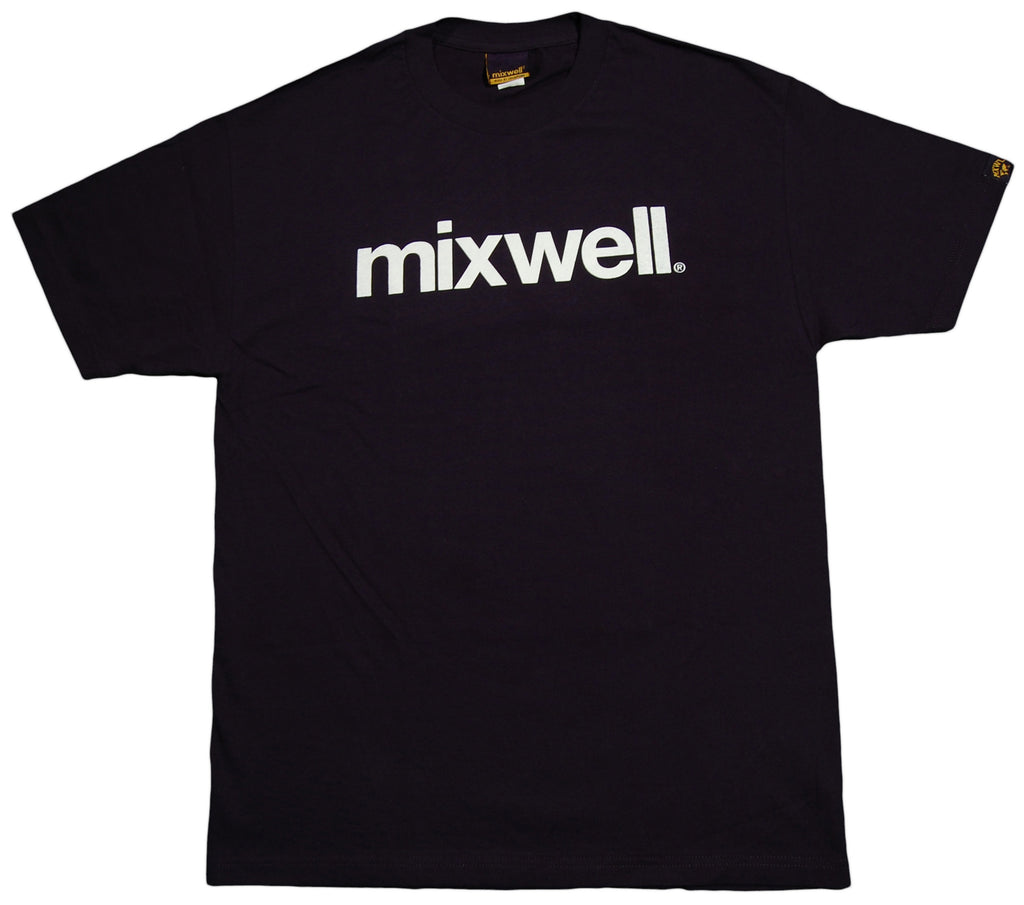 <!--2012103029-->Mixwell - 'Eyedee' [(Dark Blue) T-Shirt]