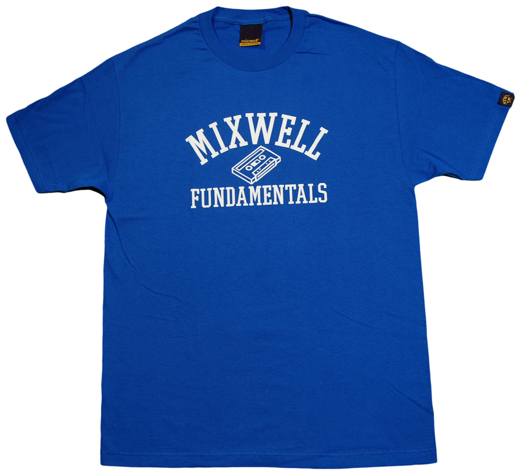 Mixwell - 'Chrome' [(Blue) T-Shirt]