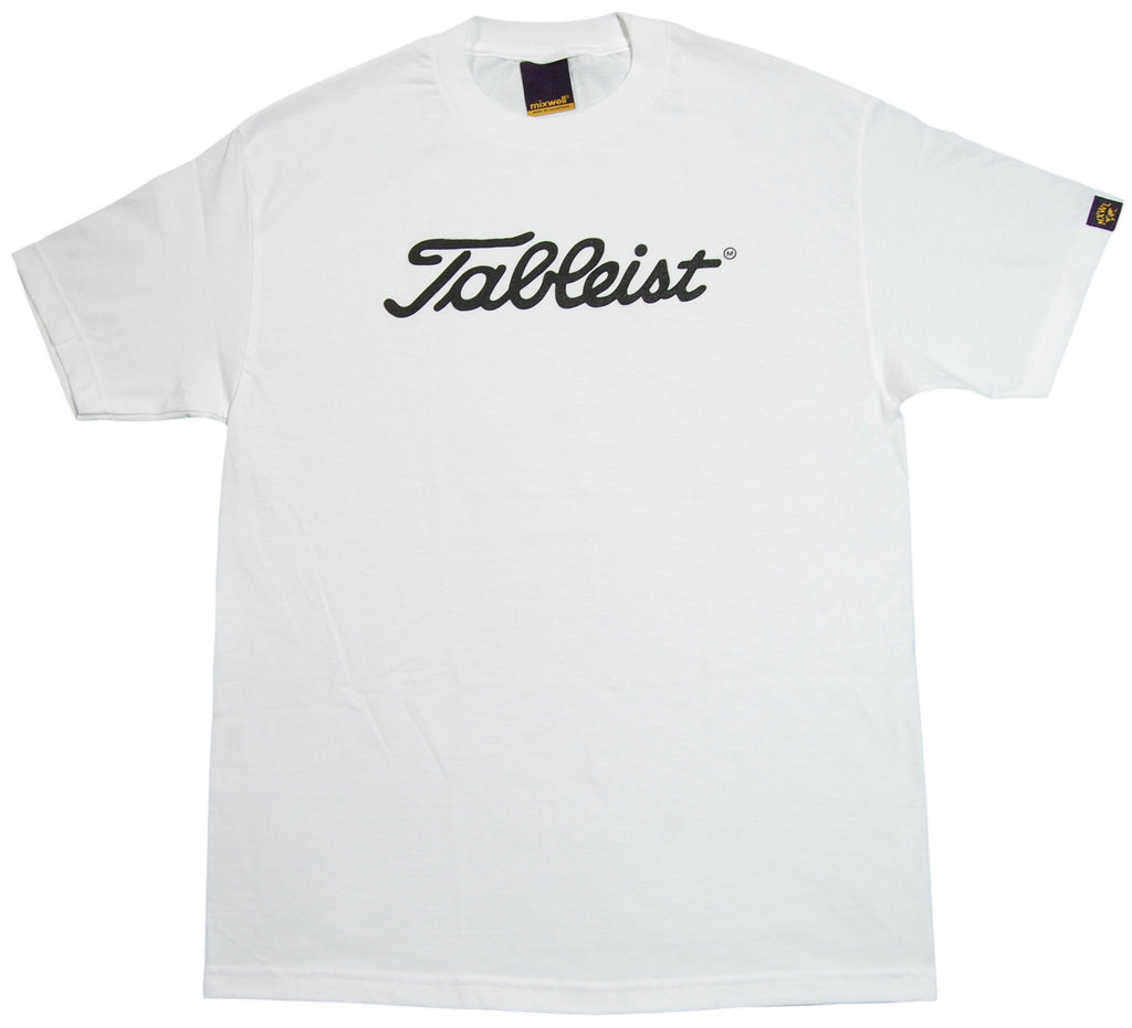 <!--2012103009-->Mixwell - 'Tableist' [(White) T-Shirt]