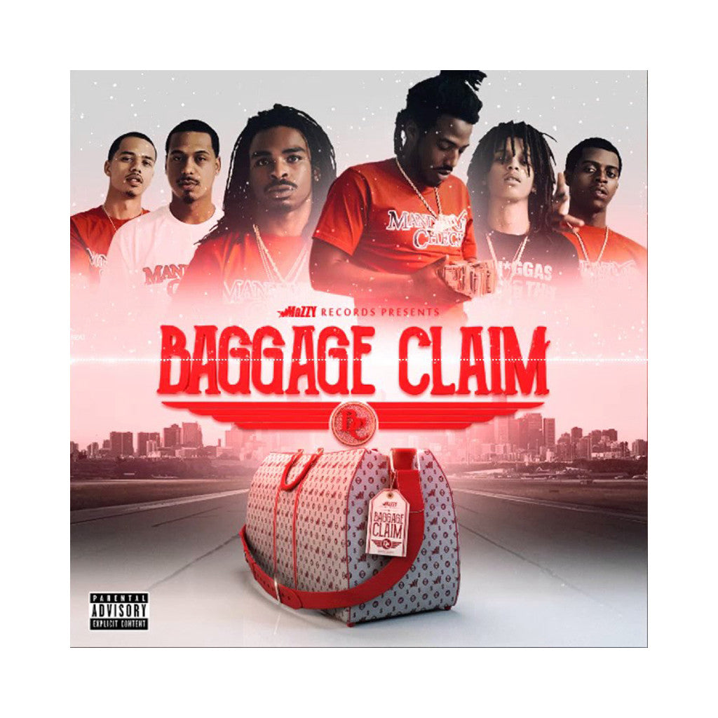Various Artists - 'Baggage Claim' [CD]