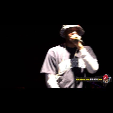 Marc Live - 'Street Music (Live At Harper's Ferry - Allston, MA - 10/8/08)' [Video]
