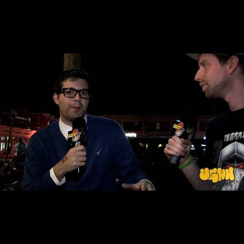 Mayer Hawthorne - 'Interview Pt. 2 (Outside Of Great Scott - Allston, MA - 9/29/09)' [Video]