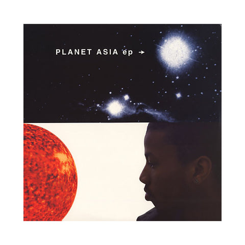 Planet Asia - 'EP' [CD]