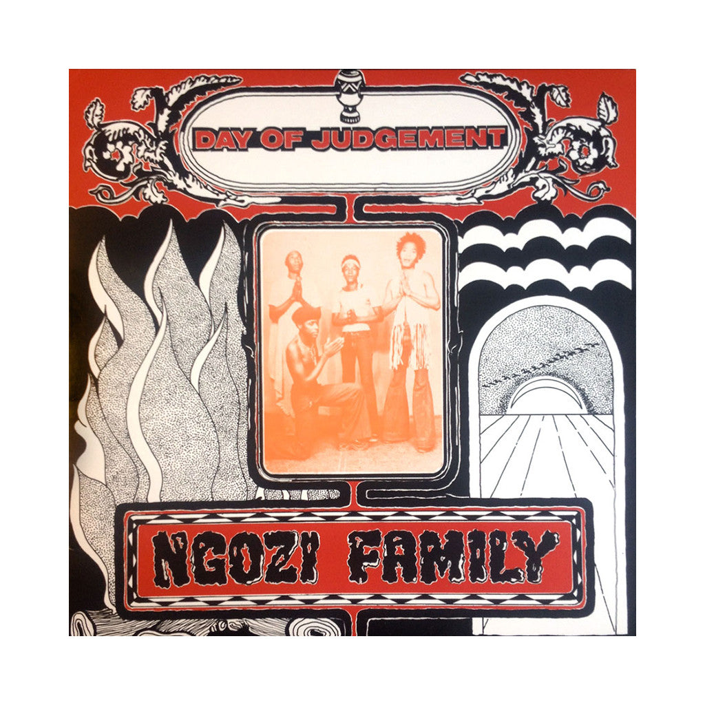 <!--2014082625-->Ngozi Family - 'Day Of Judgement (Deluxe Edition)' [(Black) Vinyl [2LP]]