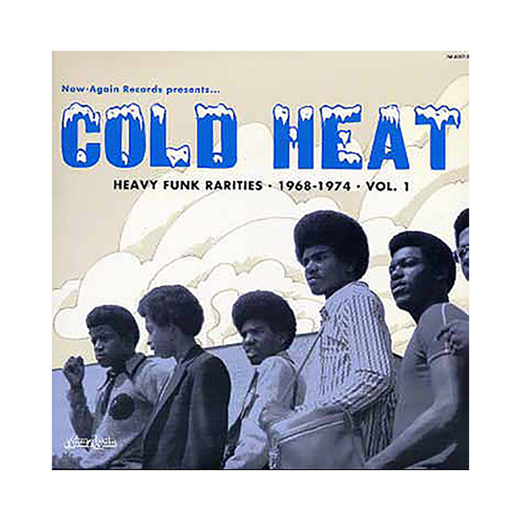 Various Artists (Compiled By: Egon) - 'Cold Heat: Heavy Funk Rarities 1968-1974 Vol. 1' [CD]