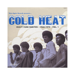Various Artists (Compiled By: Egon) - 'Cold Heat: Heavy Funk Rarities 1968-1974 Vol. 1' [(Black) Vinyl [2LP]]