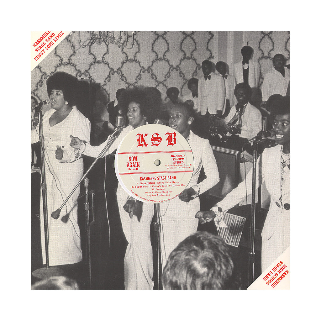 <!--2006071956-->Kashmere Stage Band - 'Super Strut (Kenny Dope Remix)' [Streaming Audio]