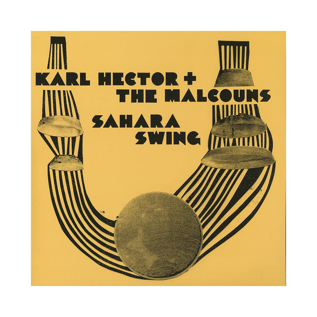 Karl Hector & The Malcouns - 'Sahara Swing' [CD]