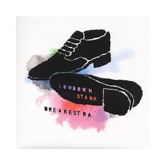 "<!--020080826014662-->Breakestra - 'Lowdown Stank/ Miss Funky Sole' [(Black) 12"" Vinyl Single]"
