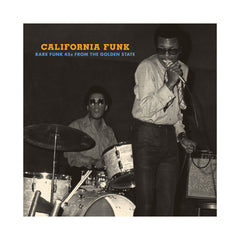 Various Artists - 'California Funk: Rare Funk 45s From The Golden State' [CD]