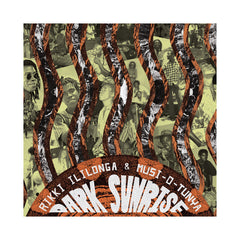 Rikki Ililonga & Musi-O-Tunya - 'Dark Sunrise' [(Black) Vinyl [3LP]]