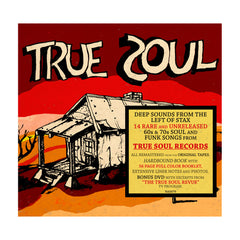 Various Artists - 'True Soul Vol. 1: Deep Sounds From The Left Of Stax' [CD]