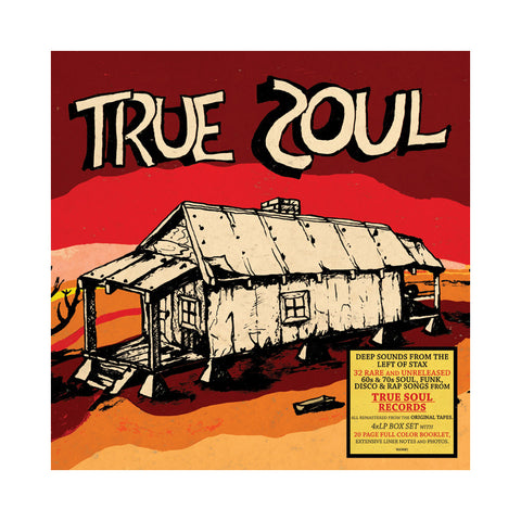 "[""Various Artists - 'True Soul: Deep Sounds From The Left Of Stax' [(Black) Vinyl [4LP]]""]"