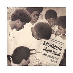 <!--020111025034502-->Kashmere Stage Band - 'Texas Thunder Soul: 1968-1974 (Deluxe Edition)' [(Black) Vinyl [3LP]]