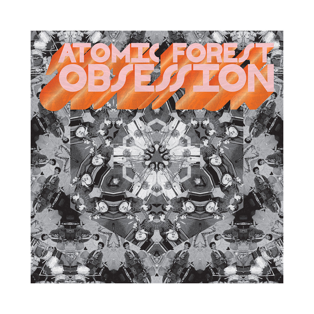 Atomic Forest - 'Obsession' [(Black) Vinyl [2LP]]