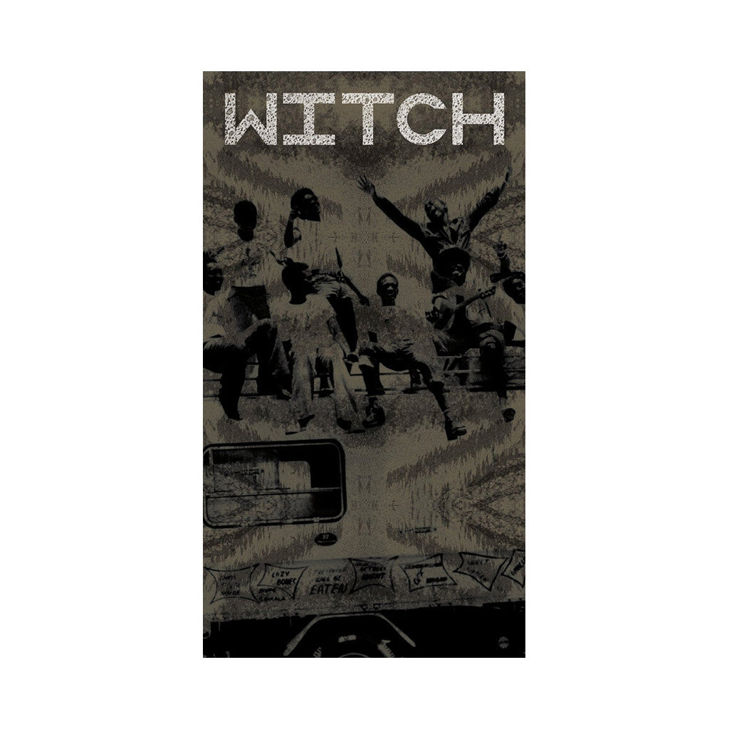 <!--2012052245-->WITCH - 'We Intend To Cause Havoc!' [CD [4CD]]