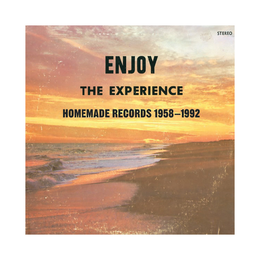 <!--120130521056027-->Various Artists - 'Enjoy The Experience: Homemade Records 1958-1992' [CD [2CD]]