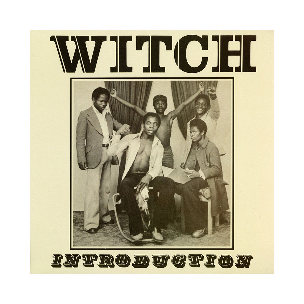 <!--120130219053501-->WITCH - 'Introduction' [(Black) Vinyl LP]