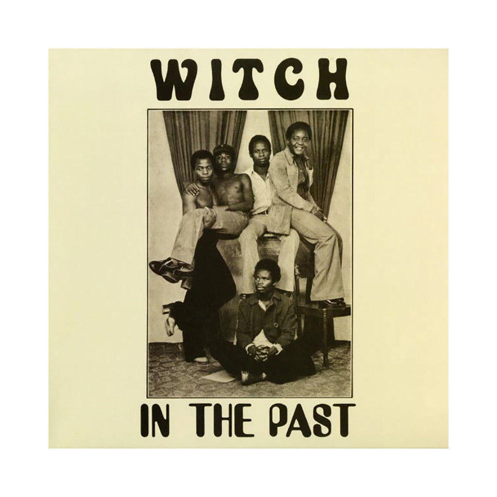 <!--120130219053502-->WITCH - 'In The Past' [(Black) Vinyl LP]