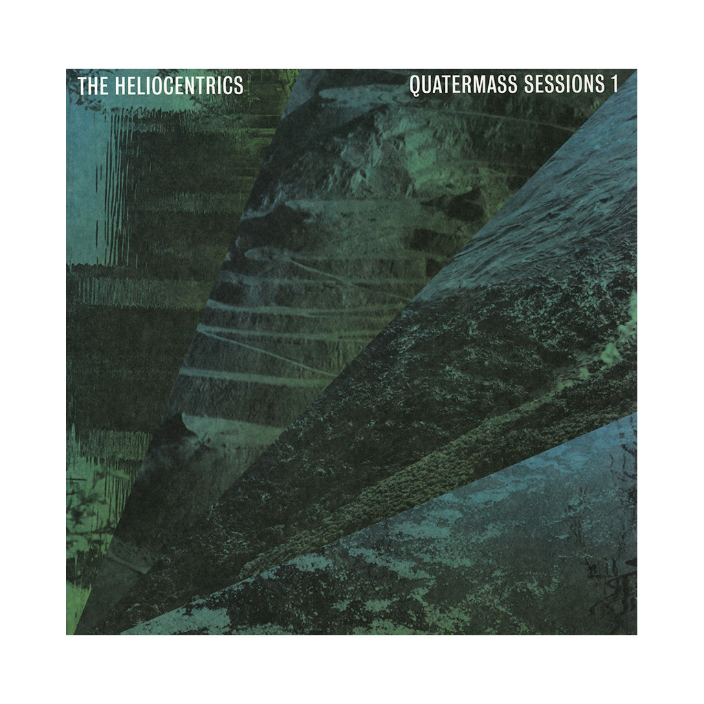"<!--2013121009-->The Heliocentrics - 'Quatermass Sessions 1' [(Black) 12"" Vinyl Single]"
