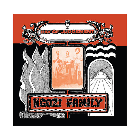 Ngozi Family - 'Day Of Judgement' [(Black) Vinyl LP]