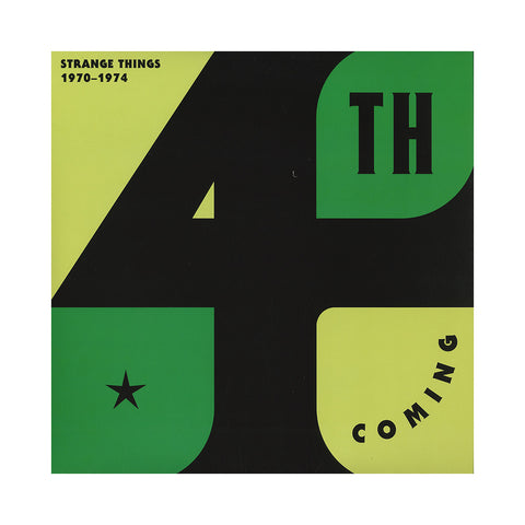 "[""4th Coming - 'Strange Things: 1970-1974' [(Black) Vinyl [2LP]]""]"