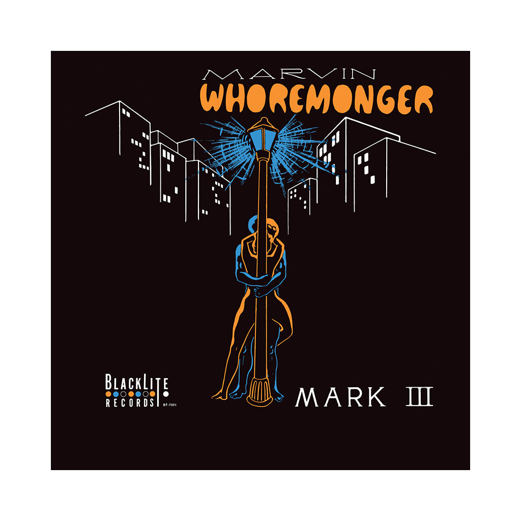 Mark III - 'Marvin Whoremonger' [(Black) Vinyl LP]