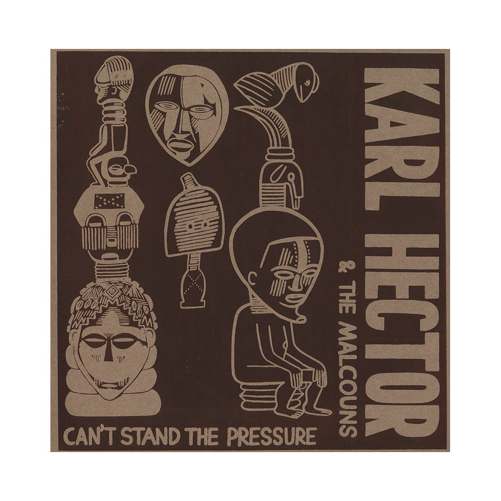 Karl Hector & The Malcouns - 'Can't Stand The Pressure' [(Black) Vinyl [4LP]]